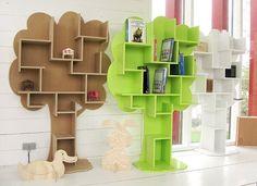 Kids bookcase, bookcase for kids classroom ideas and decorat Tree Bookshelf, Bookshelves Kids, Bookshelf Design, Tree Shelf, Cowboy Bedroom, Kids Furniture, Classroom Decor, Kids Bedroom, House Design