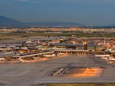 Salt Lake International Airport, Utah