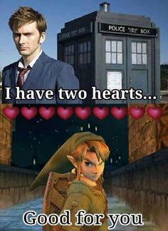 i have 20<<< OMG I DONT KNOW WHERE TO PUT THIS, IN MY ZELDA ONE OR MY DOCTOR WHO ONE!!!!! (litterally the biggest delema of my life)
