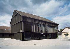 BDE Architekten - Parish House, Wiesendangen, 2007 (C) Christian Schwager