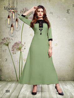 Dress Neck Designs, Kurti Neck Designs, Kurti Designs Party Wear, Blouse Designs, Frock Fashion, Fashion Dresses, Fancy Suit, Beautiful Dress Designs, Kurti Collection