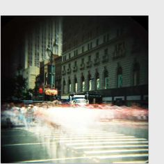Lomography - Diana F Tips
