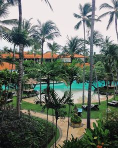 Fascinated by this beautiful scenery from the balcony at The Laguna Luxury Collection Nusa Dua @thelagunabali #BAZAARxCASAgetaway #lastday  via HARPER'S BAZAAR INDONESIA MAGAZINE OFFICIAL INSTAGRAM - Fashion Campaigns  Haute Couture  Advertising  Editorial Photography  Magazine Cover Designs  Supermodels  Runway Models
