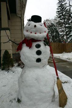 I <3 Snowmen