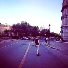 #canada #mountreal #people #street #walk