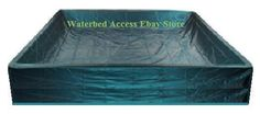 Safety Liner For Full size SOFTSIDE WATERBED MATTRESS