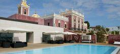 Pousada do Palácio de Estoi-  Faro hotel home 05