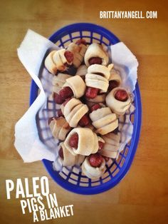 Paleo Pigs in and Blanket! (Gluten/Grain/Egg/Dairy Free) | Brittany Angell