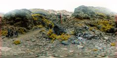 Here´s my very first 3D-360° Panorama.  Just give it a try with a red-cyan goggle for the full 3D flash and better watch fullscreen and zoom in 2 times for the best experience:)
