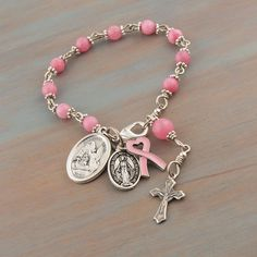 Abbey Forge Jewelry by Allie Scott Toronto Canada Gahooletree Jewelry Catholic Jewelry, Rosary Catholic, Catholic Gifts, Rosary Bracelet, Rosary Beads, Rosary Prayer, Prayer Beads, First Communion Gifts, Confirmation Gifts