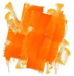 #orange #color #colorinspiration #art Color Inspiration