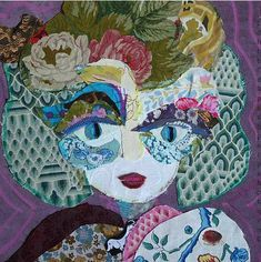 A la manière de Sandra Silberzweig - Les cahiers de Joséphine