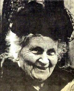 Una mujer que vivió por y para la educación de los más pequeños