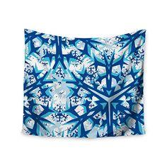 """KESS InHouse Miranda Mol """"Winter Mountains"""" Wall Tapestry, 51"""" X 60"""""""" Kess InHouse http://www.amazon.com/dp/B018JDB5RQ/ref=cm_sw_r_pi_dp_57eZwb1S0JPSN"""