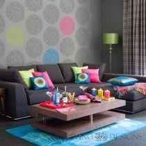 Best 25 papel tapiz para paredes ideas on pinterest Plantillas decorativas ikea
