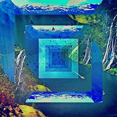 """@dutty_rock7690's photo: """"Nordic #nature #landscape #mountains #waterfall #effextures #birds #mextures #swpatterns #edit_perfection #fadingnature #glitchmobinspired #plpix #natureonly #inspire #instaart #ig_artistry #plur #edm #basshead #editjunkies #hiphop #dope #faded #lifted #peace #love #beatz"""""""