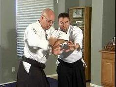 Aikido Techniques & Exercises : Uke Nagashi Tenkan: Part 1