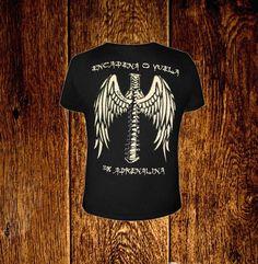 100% ADRENALINA T-SHIRT M €10.80 Mens Tops, T Shirt, Fashion, Bouldering, T Shirts, Women, Supreme T Shirt, Moda, Tee Shirt