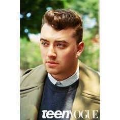 Get to Know Sam Smith, the 22-Year-Old Overnight Sensation Who Totally... ❤ liked on Polyvore featuring sam smith and pictures
