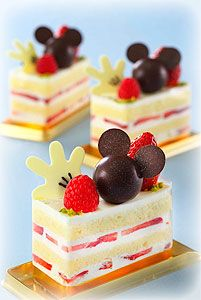 Disney cake. Yum!! I want one now.