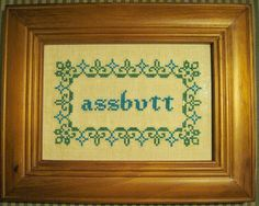 "this flickr group is GREAT! ""Subversive Cross Stitch"""