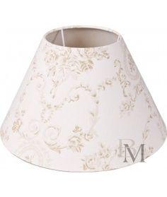 #Abażur Rose beżowy Shabby Chic, Shades, Lighting, Home Decor, Decoration Home, Room Decor, Lights, Sunnies, Home Interior Design