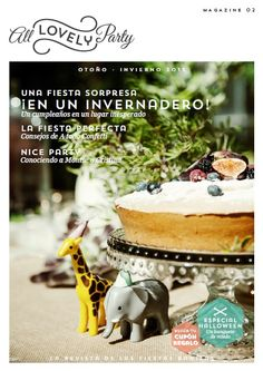 La revista de las fiestas bonitas All Lovely Party