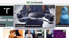 Introducing TechCrunch's Brand-New Apple TV App! - 					  I'm excited to announce that TechCrunch Video has arrived on Apple TV, and now available to download in the App Store! The app features our entire VOD library as well as our growing list of live streaming events, just in time for 1st and Future this Saturday February 6th, and th... | http://wp.me/p5qhzU-bRk | #Tech #News