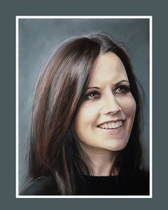 My tribute to Dolores O'riordan  Aartillustration
