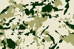 Green Forest vector camouflage by ilonitta on Creative Market