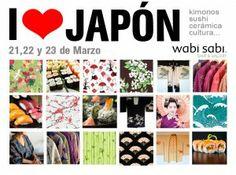 #ilovejapón nuestro particular homenaje a Japón, su cultura, moda y gastronomía.