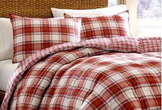 From heated mattress pads to plush comforters, these bedding essentials will keep you warm all winter long. Plaid patterns lend sheets a cozy cabin look, while a soft blanket adds an extra layer of warmth. When your new bed is made up, top with knit throw pillows for a seasonal touch.http://www.wayfair.com/daily-sales/Warm-Winter-Bedding~E14995.html?refid=SBP.rBAZEVSE9CBDcUcGCDmrAifIf0fU8ENAl_ouDTXDi_M