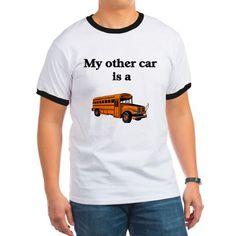 School Bus Driver T on CafePress.com