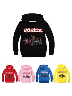 2019 Roblox Hoodies For Boys And Girls Pullover Sweatshirt For Matching Brother And Sister Toddler Kids Clothes Toddlers Fashion From - 24 Best Boy Outfit Images In 2019
