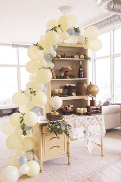 Greatest Adventure Bridal Shower – One Stylish Party