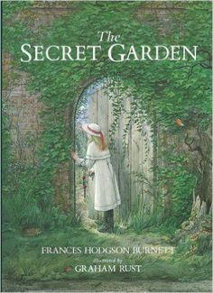 Secret Garden: Frances Hodgson Burnett: 9780718126643: Amazon.com: Books