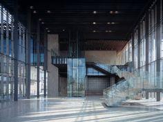 Nagasaki Prefecture Art Museum   kengo kuma and associates