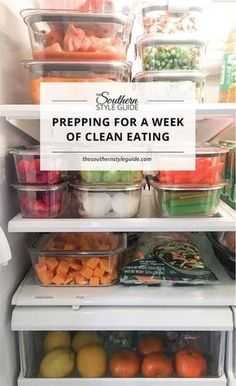Clean Eating, 21 Day Cleanse, Cleanse, Whole 30, Daniel Fast, Meal Prep, Food Prep, Meal Planning, Easy Dinners, Healthy Dinners // #OrganizeWithBrilliance #Ad
