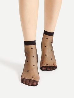 To find out about the Sheer Mesh Ankle Socks at SHEIN, part of our latest Socks & Tights ready to shop online today! Leggings, Tights, Groomsmen Socks, Bamboo Socks, Sheer Socks, Fishnet Socks, Blue Socks, Thick Socks, Ankle Socks
