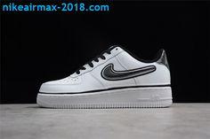 sneakers for cheap 7bb70 6436a 2018 Buy Nike Air Force 1 Low Mens Sneaker White Black AJ7748-100