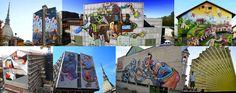 Arriva a Torino un nuovo progetto dedicato all'arte urbana. L'obiettivo è quello di far arrivare ai cittadini, visitatori, passanti o turisti che siano, una nuova immagine della città affiorata negli ultimi anni... [continua su http://www.artesera.it/index.php/blog/article/inkmap_itinerari_di_arte_urbana_a_torino]