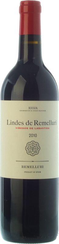 Lindes de Remelluri Viñedos de Labastida 2010 - Comprar vino Tinto Joven con crianza - Rioja - Granja Ntra. Sra de Remelluri