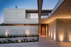 Ezequiel Amado Cattaneo Arquitectos - Casa racionalista / Arquitecto - PortaldeArquitectos.com