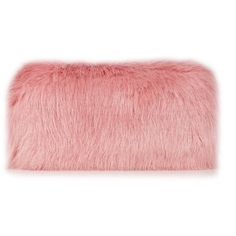 Candy Fur Clutch Bag (695 ARS) ❤ liked on Polyvore featuring bags, handbags, clutches, red clutches, fur handbags, pink purse, fur clutches and fur purse