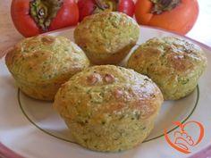 Muffins zucchine e mandorle http://www.cuocaperpassione.it/ricetta/f72b1f4c-9f72-6375-b10c-ff0000780917/Muffins_zucchine_e_mandorle