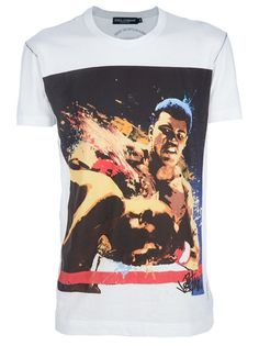 High end t shirts on pinterest muhammad ali dolce for High end men s shirts