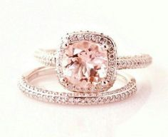Rosegold ring----would also look pretty while flying :P love rosegold