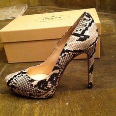 Hot Prada Shoes. Me-ow.