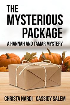 The Mysterious Package: A Hannah & Tamar Mystery by Chris... https://www.amazon.com/dp/B01M1XPEZH/ref=cm_sw_r_pi_dp_x_cKAnybV35NCV7