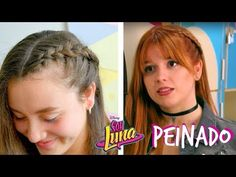 PEINADO SOY LUNA TEMPORADA 2 | PASO A PASO | | DISNEY | FLOPIRA - YouTube